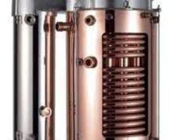 Chaudière Frisquet Prestige à condensation Visio 25KW mixte à semi-accumulation au sol - A4AL25020 - CH42