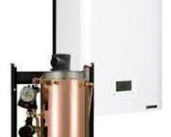 Chaudière Frisquet Hydromotrix Evolution Visio 25kW mixte à semi-accumulation, sortie cheminée - B4AA25020 - B4AA25020
