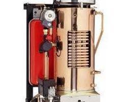 Chaudière Frisquet Hydromotrix Evolution Visio 30kW mixte à semi-accumulation, sortie cheminée - B4AB30020 - B4AB30020